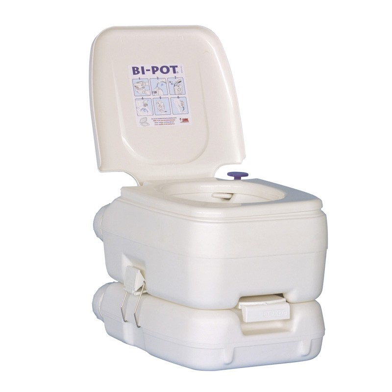 Portable Chemical Toilet Trigano