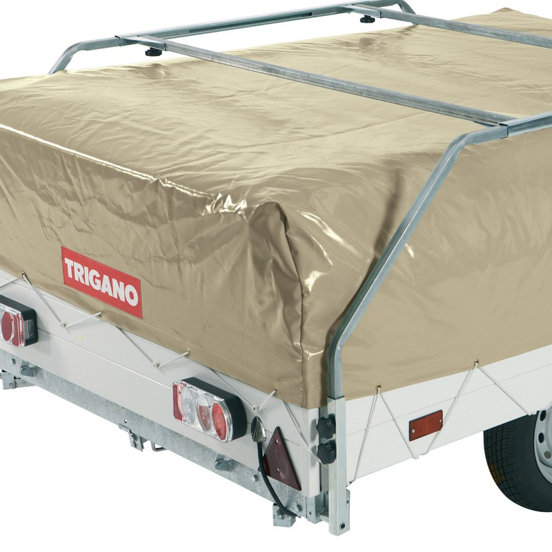 Luggage rack trigano for Table camping valise