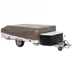 Coffre pour caravane pliante luxe 240 L
