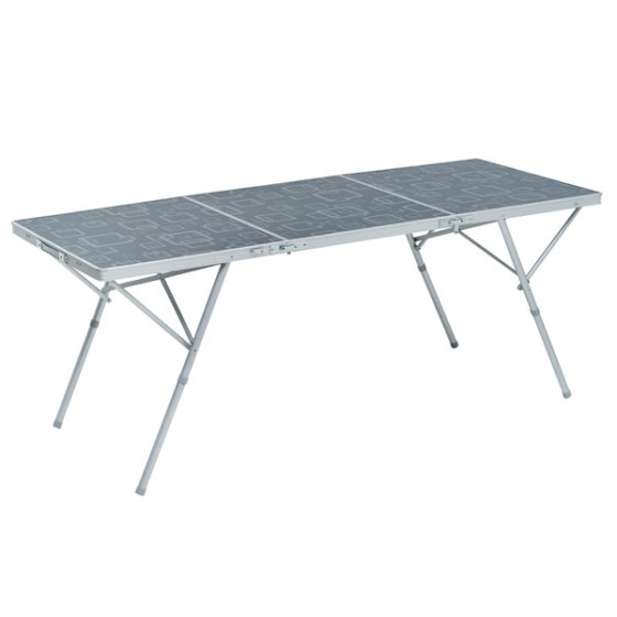Table camping valise Family 180 cm