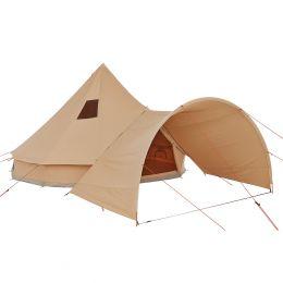 Tipi camping coton Trigano GOBI 10