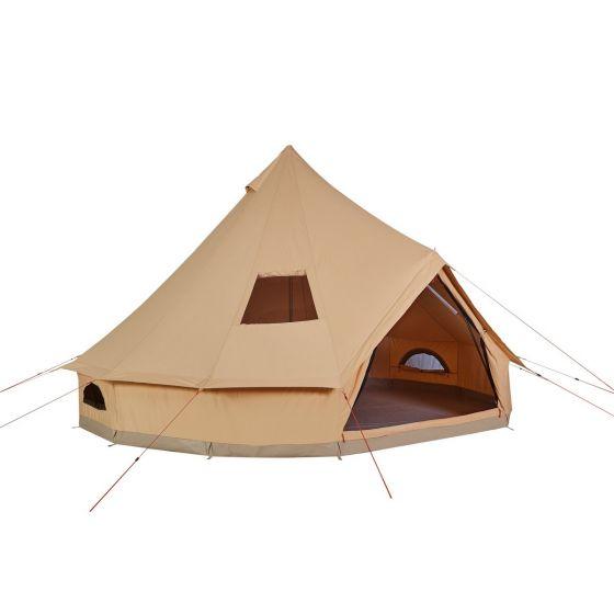 Tipi camping coton Trigano GOBI 8