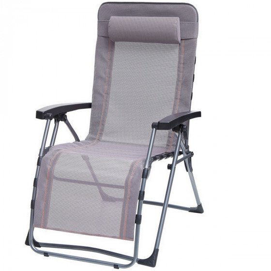 Fauteuil relax XL granite