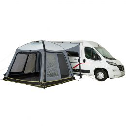 Auvent de camping-car gonflable SANTA CRUZ