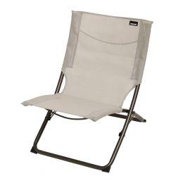chaise de plage Grège