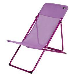Chaise longue - Prune