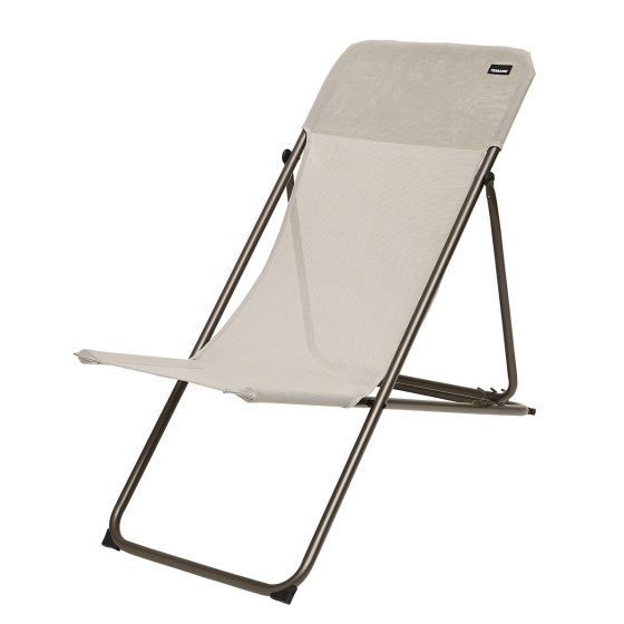 Chaise longue Grège