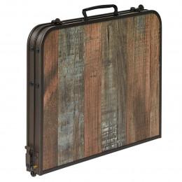 Table valise mini BOIS FLOTTE