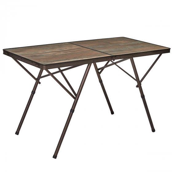 Table valise premium BOIS FLOTTE