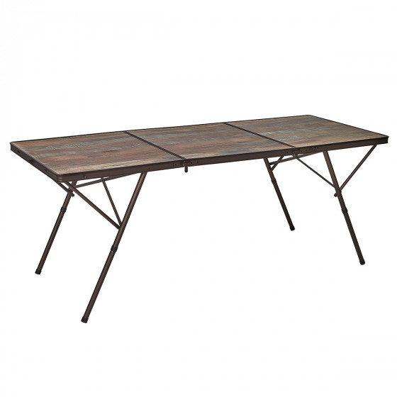 Table valise family BOIS FLOTTE
