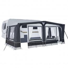 Auvent de caravane AUSTRAL 3m + Annexe chambre confort + Annexe chambre rangement