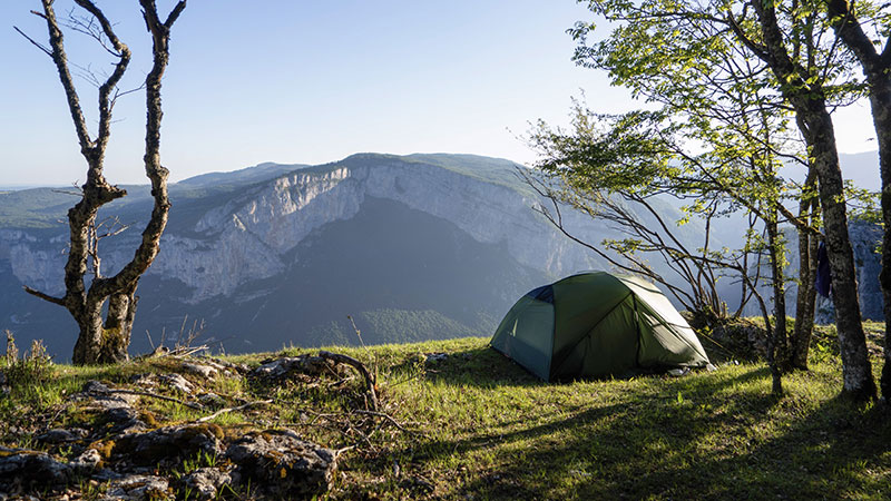 Conseils camping sauvage