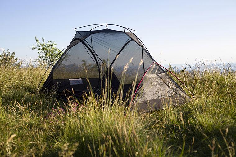 Tente jaya sans double toit
