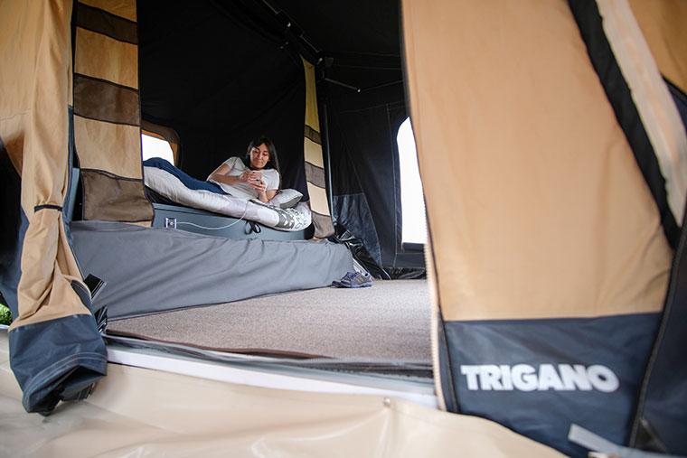 chambre caravane itinea