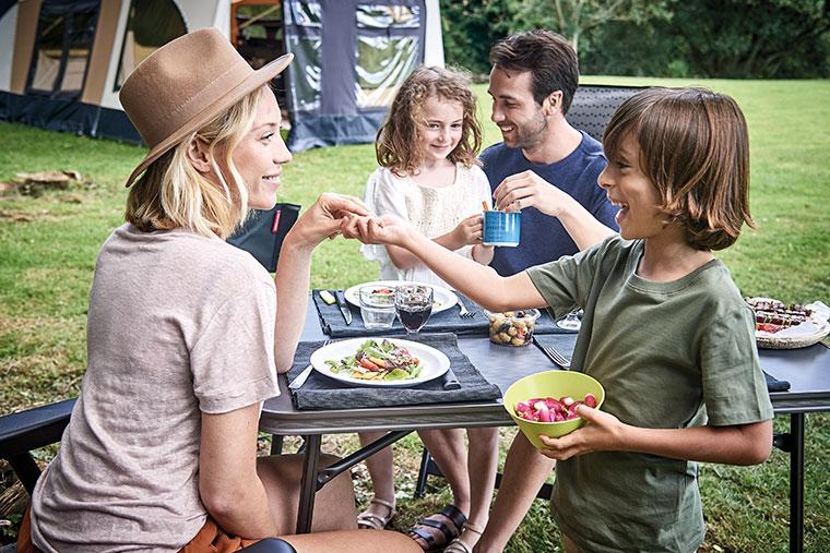 Liste materiel camping