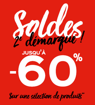 Soldes camping