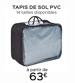 Tapis de sol PVC
