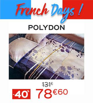 polydon bleu