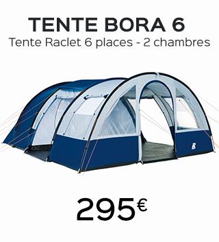 Tente Bora 6